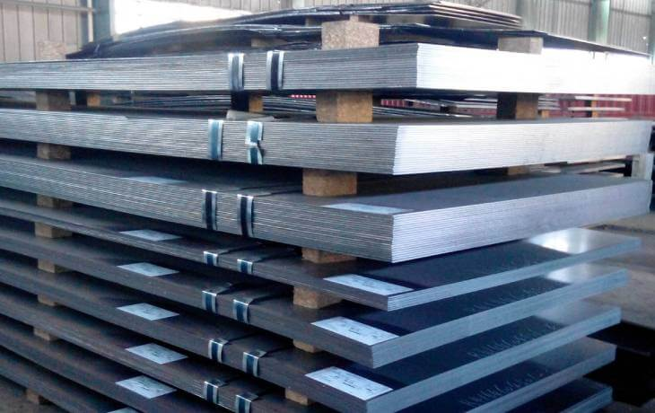 Alloy Steel Sheets, Plates, Coils