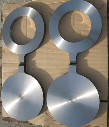 Alloy Steel Spectacle Blind Flanges Spectacle Blind Flanges