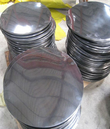 Incoloy 800H Steel Cold Rolled Circles