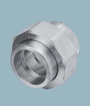 Inconel 600 / 601 / 625 / 718 Forged Union