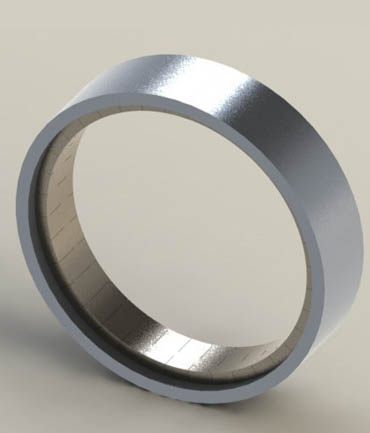Incoloy 800, 800H, 800HT, 825 Die-Formed Ring