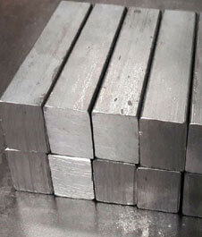 Alloy Rectangle Bars