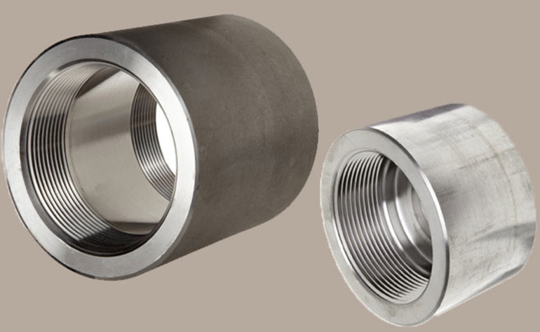 Socket Weld & Threaded Forged Couplings
