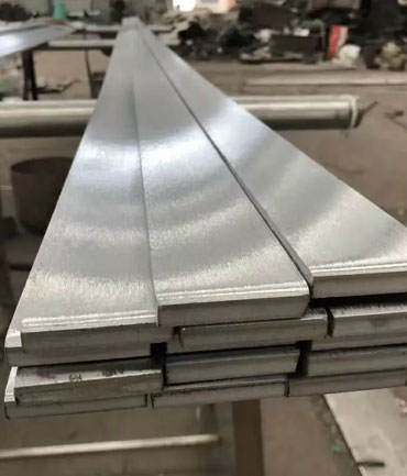 Nickel Alloy 200/201 Flat Bars