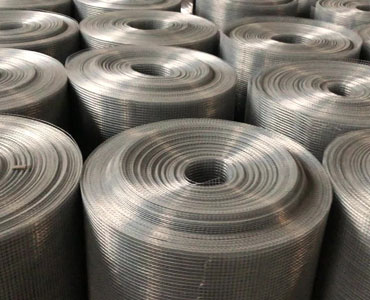 Nickel Alloy Wire Mesh / Wire Netting