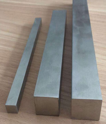 Nickel Alloy 200/201 Square Bars