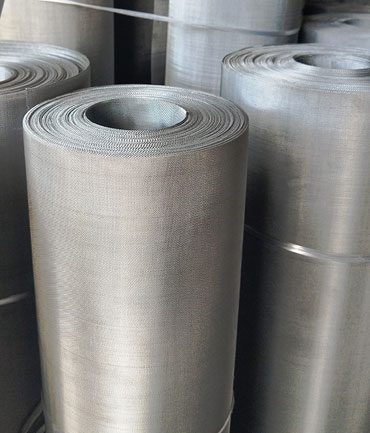 SS 304, 304L, 316, 316L Wire Cloth