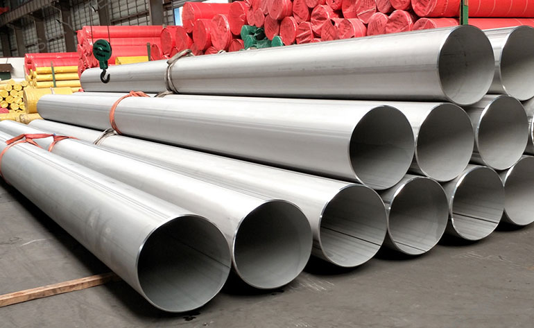 Stainless Steel 304H Pipes / Tubes