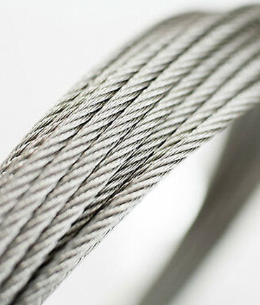 SS S30400, S30403, S31600 Wire Ropes