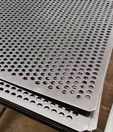 SS 1.4301, 1.4306, 1.4401, 1.4404 Perforated Sheets